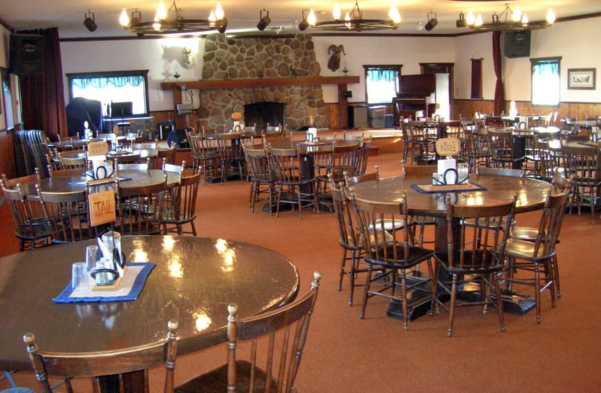 Circle Square Ranch - Western Town Dining Hall